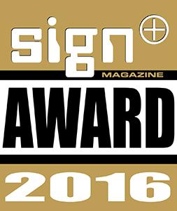 Sign+ Award 2016